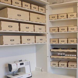 Премиум комплектация Шкаф Омега малый — доплата