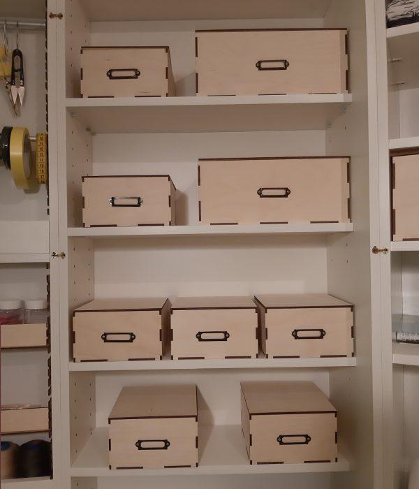 шкаф омега ящики