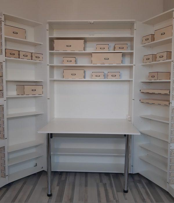 шкаф Асфея базовая комплектация