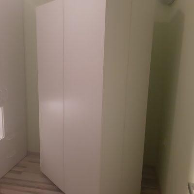 шкаф сложенный
